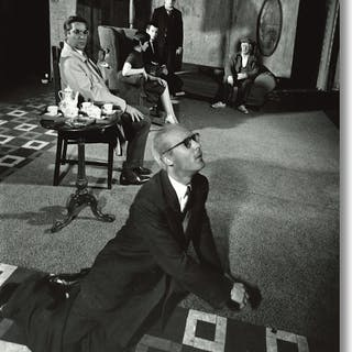 [Original Theatrical Still Photograph for:] THE HOMECOMING [Pinter