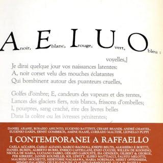 AEIUO N. 19/1987. I contemporanei di Raffaello CORA', Bruno (a cura di)