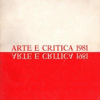 Arte e critica 1981 PANICELLI, Ida