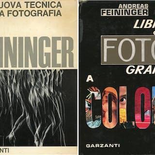 La nuova tecnica della fotografia FEININGER, Andreas; SIMON, Kate