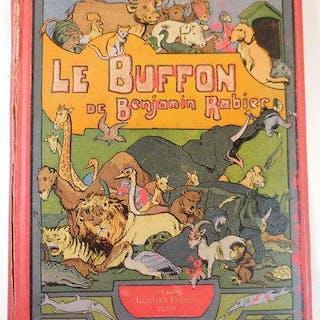 Le Buffon Des Familles - De Benjamin Rabier Rabier