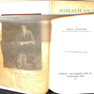 Somaliland. Angus Hamilton: