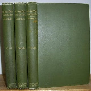 """""""Ab-o'th'Yate"""" Sketches and Other Short Stories (1896) Brierley"""