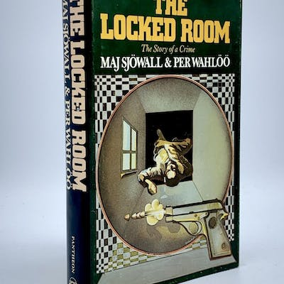 The Locked Room: The Story of a Crime SJÖWALL