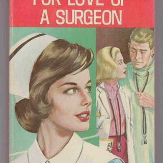 For Love of a Surgeon (Harlequin #882) Nickson, Hilda