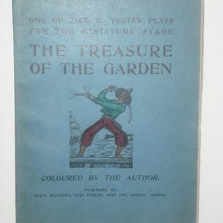 The Treasure of the Garden : One of Jack B