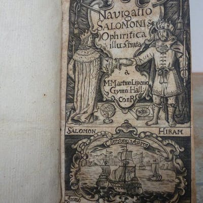 NAVIGATIO SALOMONIS OPHIRITICO ILLUSTRATA