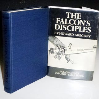 The Falcon's Disciples (Inscribed to Lee Marvin) Gregory