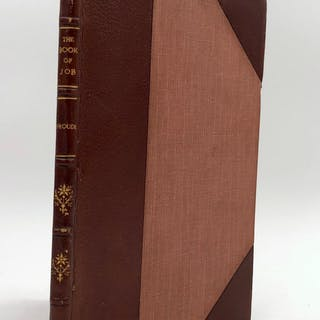 The Book of Job Froude, J.A.