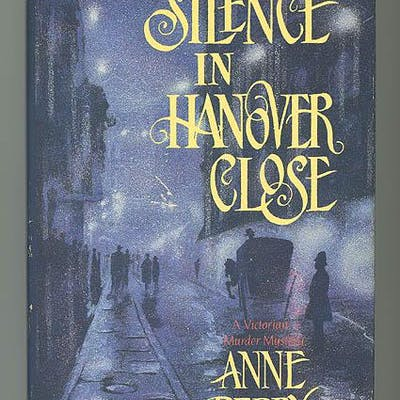 Silence in Hanover Close Perry, Anne