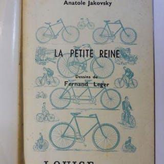LA PETITE REINE (Le velo / das Fahrrad)