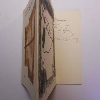 Drei Reden über Antoni Tapies