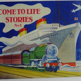 COME TO LIFE STORIES No. 1 POP-UP Children's & Illustrated
