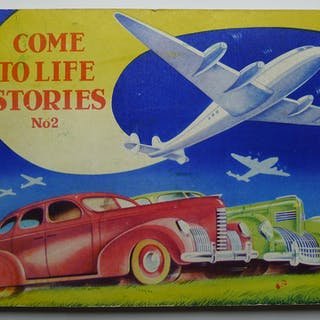 COME TO LIFE STORIES No. 2 POP-UP Children's & Illustrated