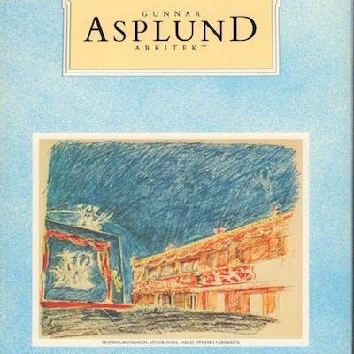 Gunnar Asplund arkitekt