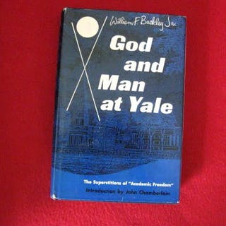 God and Man At Yale - (1st edition 5th pinting