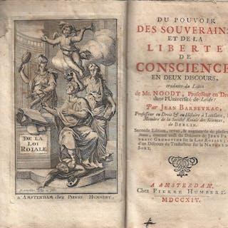 Du pouvoir des souverains et de la liberté de conscience