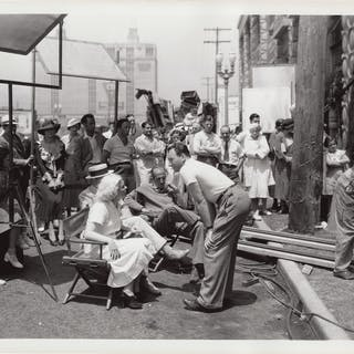 Music is Magic (Original photograph from the set of the 1935 film) Marshall
