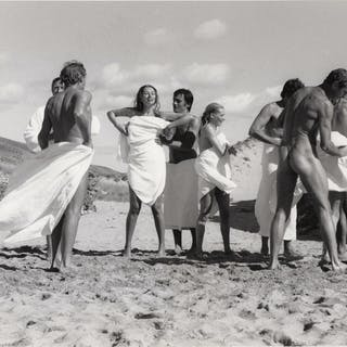 Shock Treatment (Original photograph from the set of the 1973 film) Jessua