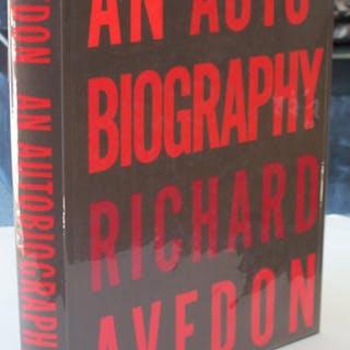 An Autobiography Avedon, Richard