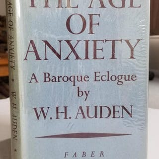 The Age of Anxiety: A Baroque Eclogue Auden, W. H.