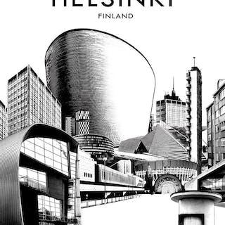 Poster Metropolis Helsinki   Posters