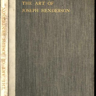 The Art of Joseph Henderson Percy Bate Art & Photography