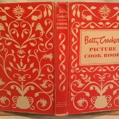 Betty Crocker's Picture Cook Book General Mills