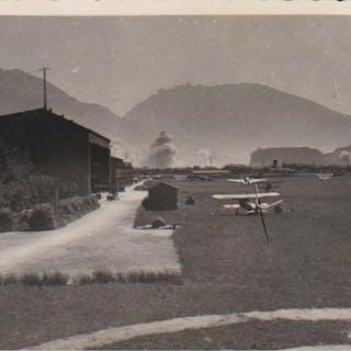 Trento - Bombardamento delle case popolari di via E