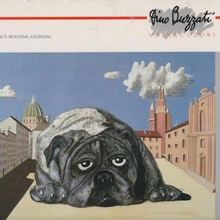 Dino Buzzati: vita & colori: mostra antologica: dipinti