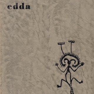 edda. Cahier international de documentation sur la poésie et l'art d'avant-garde