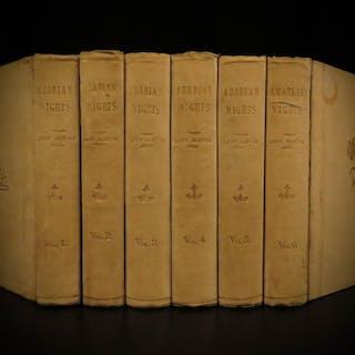 Lady Burton's edition of her husband's [Sir R.F