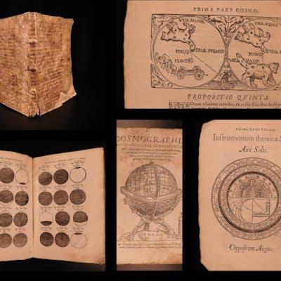 Cosmographia Petri Apiani, per Gemmam Frisium APIANUS, Peter