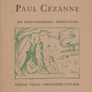 Paul Cezanne Meier-Graefe, Julius .