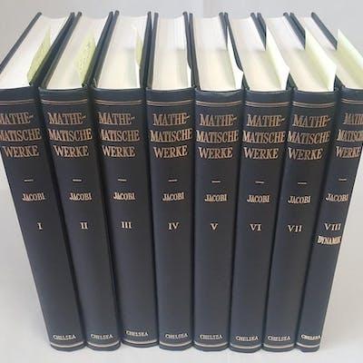 Gesammelte Werke [8 Volumes] Jacobi, C. G. J. Mathematics