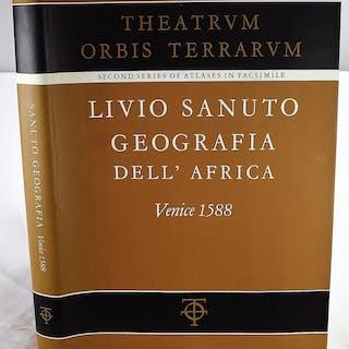 Livio Sanuto; Geografia dell'Africa; Venice 1588 Sanuto