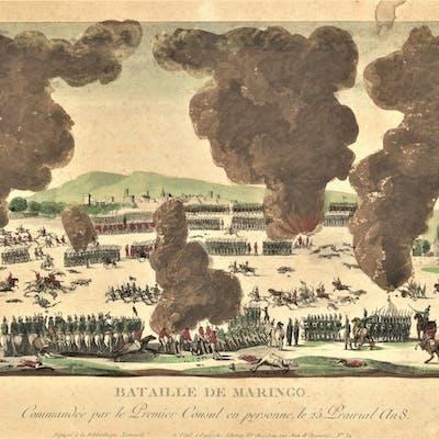 Bataille de Maringo