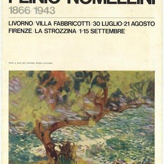 Mostra di Plinio Nomellini 1866/1943 Tip. Carlo Mori