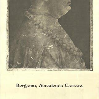 Grafica del '500, 2°, Milano e Cremona Calabrini Sergio design