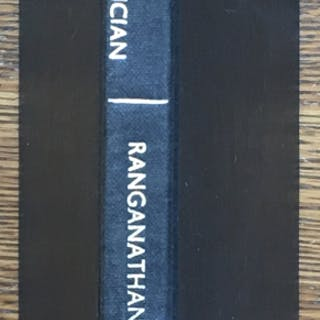 Ramanujan: The Man and the Mathematician S. R. Ranganathan Math
