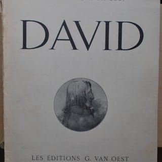 Jacques-Louis David. 1748-1825. Richard Cantinelli Art
