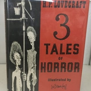 3 Tales Of Horror (Three Tales of Horror) Lovecraft, H. P.
