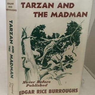 Tarzan And The Madman Burroughs, Edgar Rice