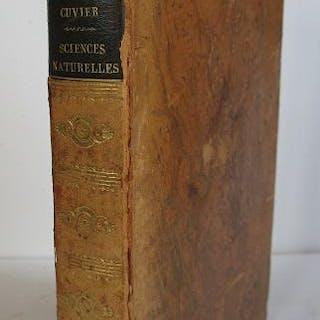 Rapport historique sur les progrès des sciences naturelles depuis 1789