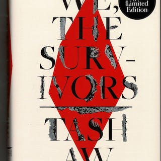 We, the Survivors Aw, Tash MODERN FIRST EDITIONS