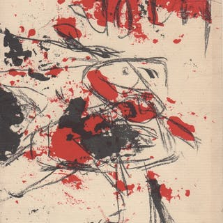 Asger Jorn, Toiles, lithographies, dessins. JORN. DOTREMONT (Christian).