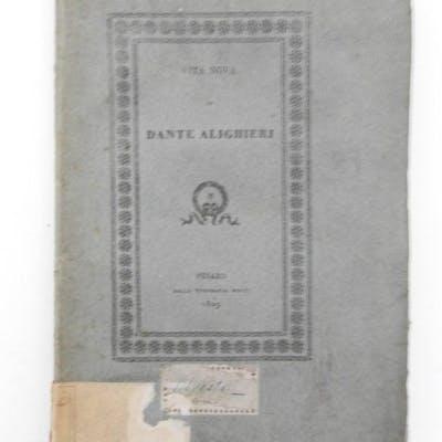 Vita Nova di Dante Alighieri. Alighieri Dante