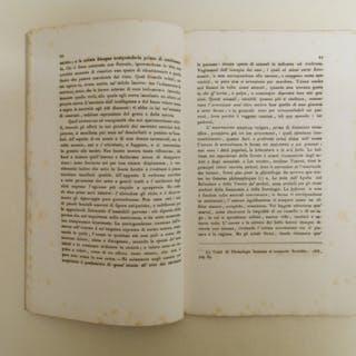 Esame sui fondamenti volgari e scientifici della frenologia Parma Michele