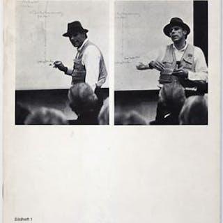 Bildheft 1 : Joseph Beuys im Kaiser Wilhelm Museum Joseph Beuys, Gerhard Storck