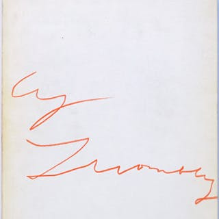 Cy Twombly Cy Twombly, Katharina Schmidt